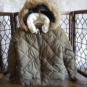Gap Boy's Puff Jacket